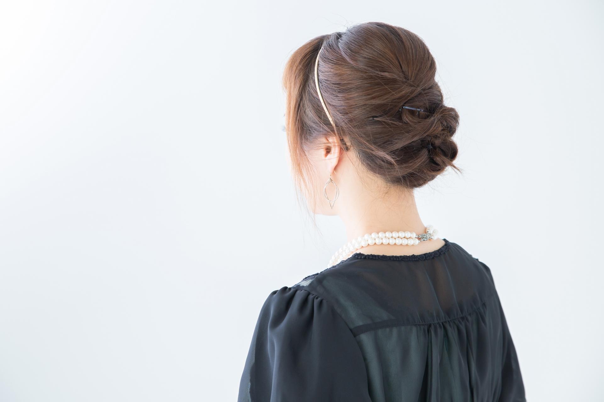 5.「ちなみに、」結婚式にはあまりおすすめできない髪型とは?