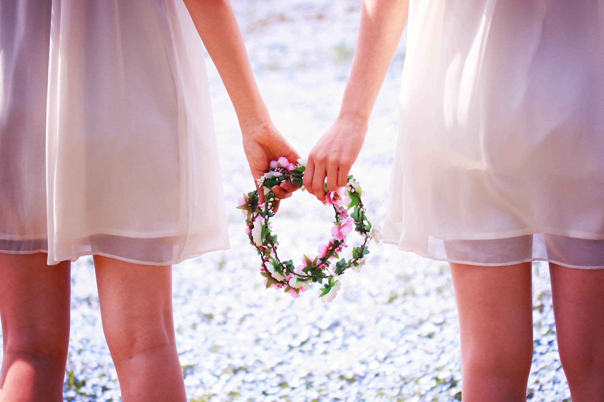 結婚式での姉妹の服装!気をつけたいマナーはある?